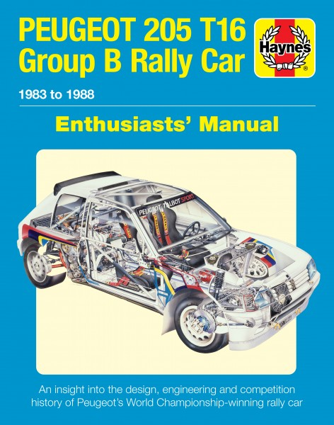 PEUGEOT_205_TURBO_16_ETHUSIASTS_MANUAL_HAYNES