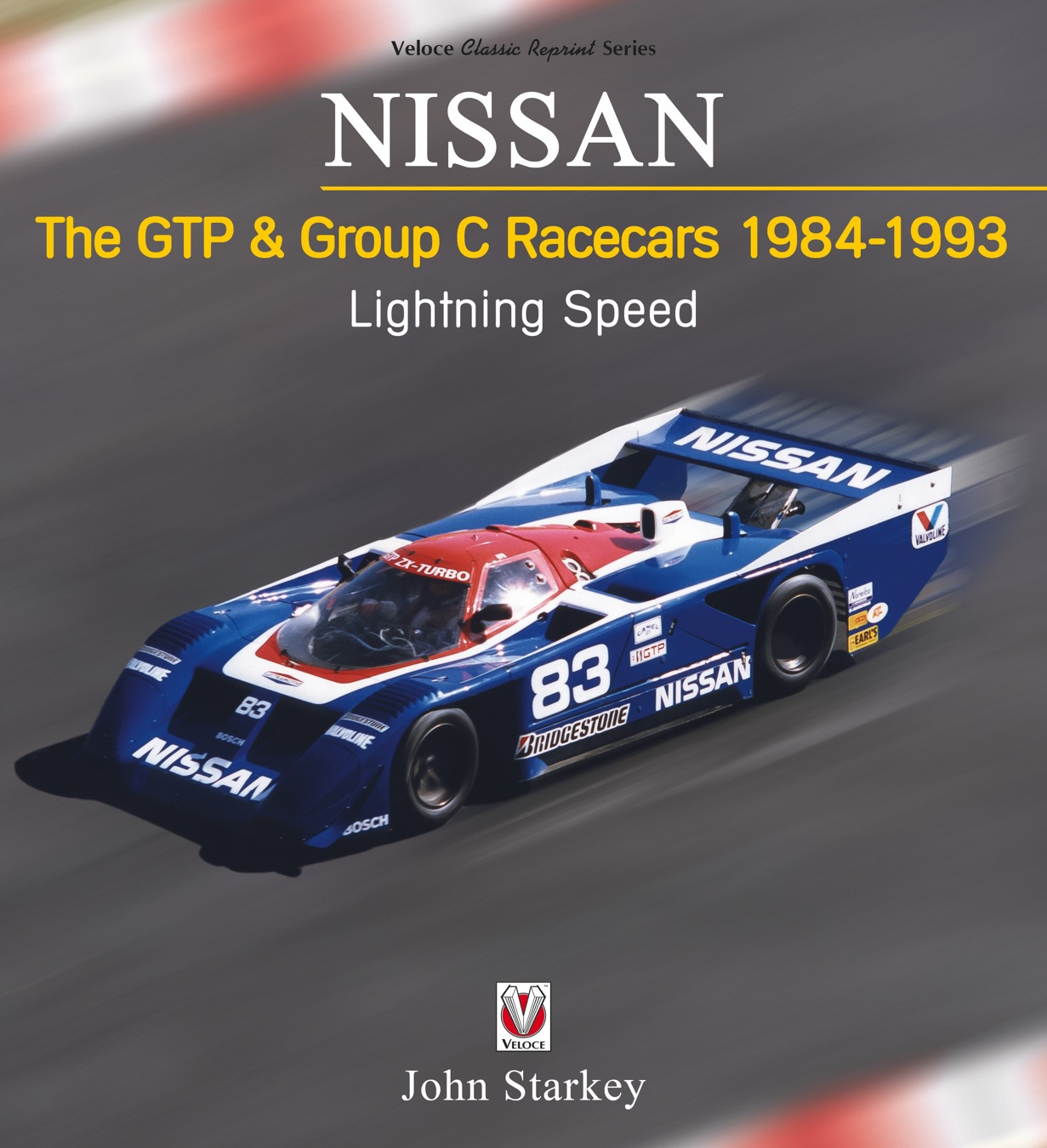 Preview Nissan Gtp Group C Racecars 1984 1993