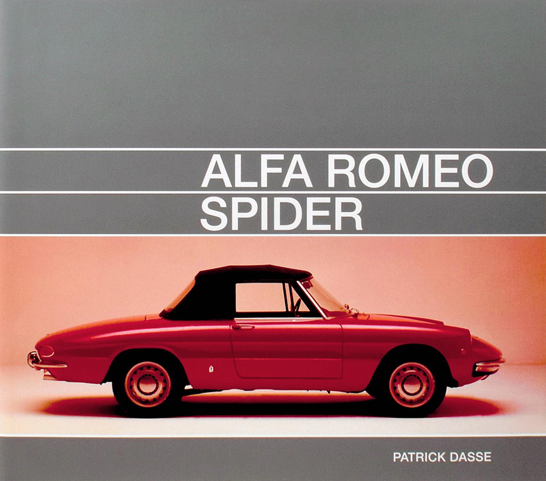 alfa romeo spider alfa romeo makes cars books racingwebshop rallywebshop. Black Bedroom Furniture Sets. Home Design Ideas