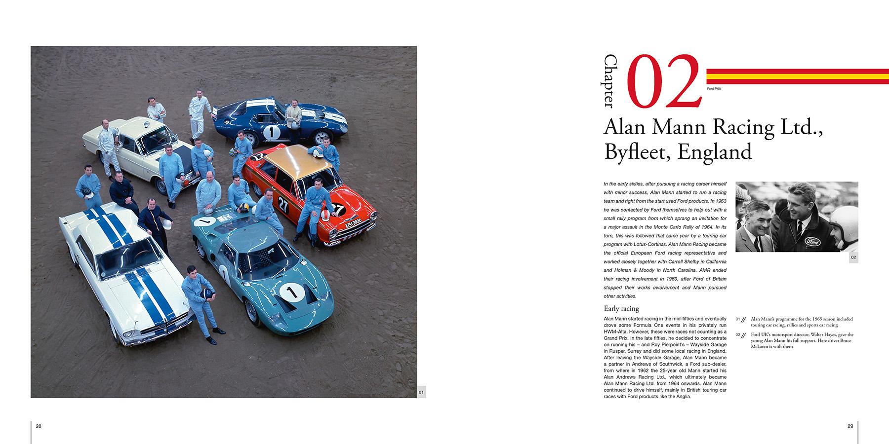 alan mann racing f3l/p68 | bücher | mcklein store | rallywebshop